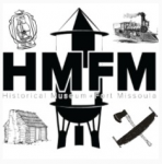 Historical Museum at Fort Missoula Logo