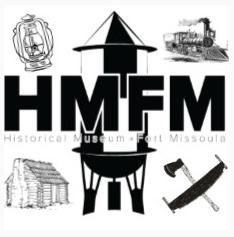 Historical Museum at Fort Missoula Logo