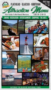 Flathead and Glacier Attraction Menu