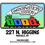 Imagination Station Toys 227 N HIggins Missoula