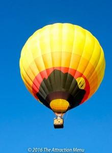 2 Fly Us Yellow Balloon