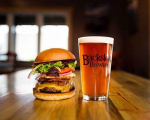 Backslope Brewing Beer and Food